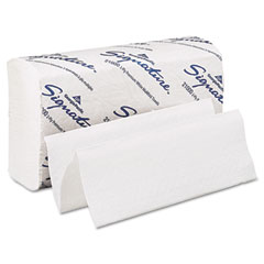 Georgia Pacific 21000 Paper Towel, 9 1/4 X 9 1/2, White, 125/Pack, 16/Carton