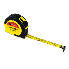 "Great Neck 95007 Extramark Power Tape, 5/8"" X 12Ft, Steel, Yellow/Black"