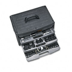 Great Neck GNSHM99 99-Piece Tool Kit in Four-Drawer Molded Carrying Case