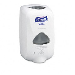 Gojo 2720-12 Tfx Touch Free Dispenser, 1200Ml, Gray/White