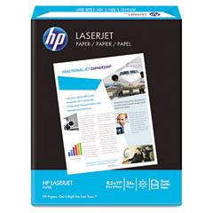 Hp 11240-0 Laserjet Paper, 98 Brightness, 24Lb, 8-1/2 X 11, Ultra White, 500 Sheets/Ream