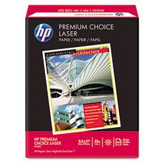 Hp 11310-0 Premium Choice Laserjet Paper, 98 Brightness, 32Lb, 8-1/2X11, White, 500 Shts/Rm