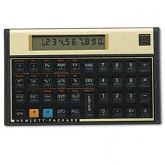 Hp 12C 12C Financial Calculator, 10-Digit Lcd