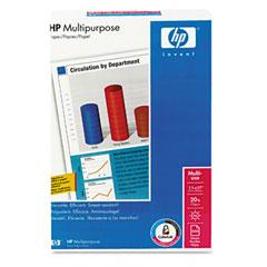 Hp 17200-1 Multipurpose Paper, 96 Brightness, 20Lb, 11 X 17, White, 500 Sheets/Ream