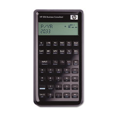 Hp 20B 20B Business Consultant Calculator, 12-Digit Lcd