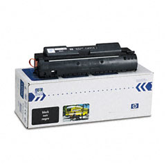 Hewlett-Packard HEWC4191A C4191A Toner, 9000 Page-Yield, Black