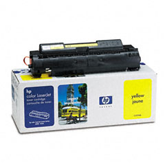 Hewlett-Packard HEWC4194A C4194A Toner, 6000 Page-Yield, Yellow