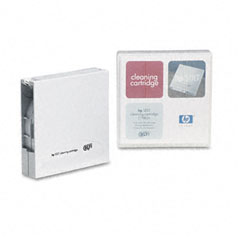 Hp C7982A Super Dlt Cleaning Cartridge, 20 Uses