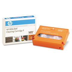 Hp C8015A Dat/Dds Cleaning Cartridge Ii, 50 Uses