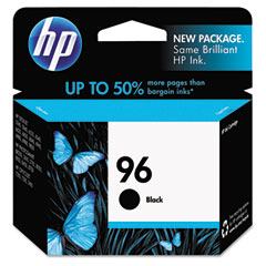 Hewlett-Packard HEWC8767WN C8767WN (HP 96) Ink, 860 Page-Yield, Black