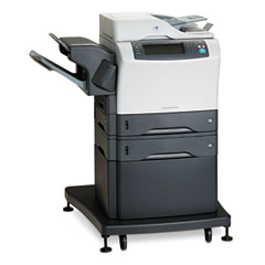 Hewlett-Packard HEWCB427A LaserJet M4345xs Laser Duplex Printer/Copier/Color Scanner/Fax