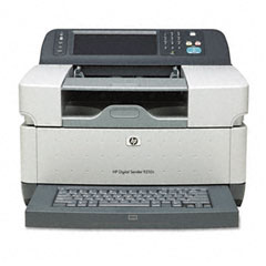 Hp CB472A 9250C Digital Scanner, 600 X 600Dpi, 50-Page Duplex-Capable Document Feeder