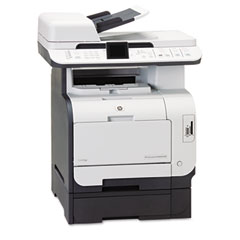 Hewlett-Packard HEWCC435A Color LaserJet CM2320fxi All-in-One, Copy/Fax/Print/Scan