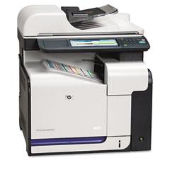 Hewlett-Packard HEWCC520A Color LaserJet CM3530FS Multifunction Laser Printer w/Fax Capability