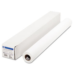 "Hp CG824A Everyday Adhesive Matte Polypropylene, 180 G/M2, 2"" Core, 36"" X 75 Ft, White"