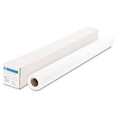 "Hp CG825A Everyday Adhesive Matte Polypropylene, 180 G/M2, 2"" Core, 42"" X 75 Ft, White"