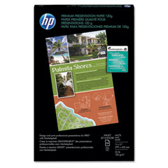 Hp CH019A Inkjet Presentation Paper, 98 Brightness, 32Lb, 11 X 17, White, 100 Sheets/Pack
