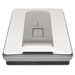Hp L1956A Scanjet G4010 High-Speed Usb Photo Scanner, 4800 X 9600Dpi