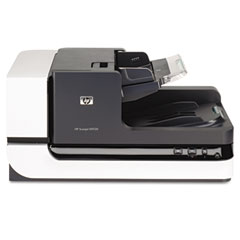 Hp L2683A Scanjet N9120 Document Flatbed Scanner, 600 X 600 Dpi, Black/Silver