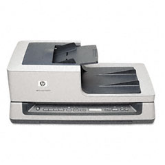 Hewlett-Packard HEWL2689A Scanjet N8420 Scanner, 600 x 600dpi, 100-Sheet Duplex-Capable Automatic Feeder