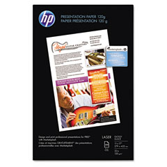 Hp Q2547A Color Laser Presentation Paper, 97 Brightness, 32Lb, 11 X 17, White, 250/Pack