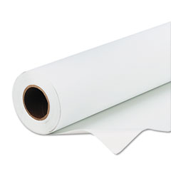 "Hp Q8675A Scrim Banner Paper For Indoor/Outdoor Signage, 24"" X 50 Ft, White"