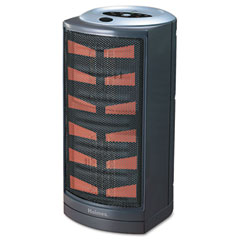 Holmes HCH4953-U Ultra Quiet Ceramic Heater, 8-3/4 X 7-7/8 X 15, Dark Gray