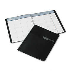 House Of Doolittle 262-02 Ruled Monthly Planner, 14-Month December-January, 8-1/2 X 11, Black, 2011-2013