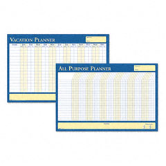 House of doolittle - all-purpose/vacation plan-a-board calendar, 36 x 24, sold as 1 ea