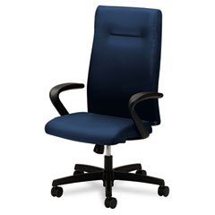 HON HONIEH1FHUNT90T Ignition Series Executive High-Back Chair, Mariner Fabric Upholstery