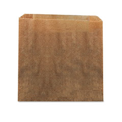 Hospital Specialty 6141 Waxed Kraft Liners, 9 X 10 X 3 1/4, 250/Carton
