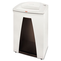 HSM HSMB34C SECURIO B34C Medium-Duty Cross-Cut Shredder, 22 Sheet Capacity