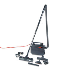 Hoover CH3000 Commercial Portapower Vacuum Cleaner, 8.3 Lbs, Black