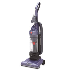 Hoover UH70105 Clean Easy Cyclonic Upright Vacuum, 15.7 Lbs, Slate Metallic