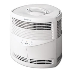 HONEYWELL ENVIRONMENTAL Honeywell Enviracaire SilentComfort Three-Speed HEPA Air Cleaner, 225 sq ft Room Capacity