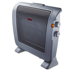 Honeywell HWLHZ725 Whole Room Heater, 18 x 18 x 19 1/2, Gray