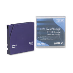 Ibm - ultrium lto-2 cartridge, 200gb, purple case, sold as 1 ea