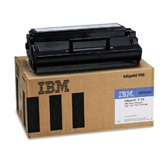 Infoprint Solutions Company 28P2420 28P2420 High-Yield Toner, 6000 Page-Yield, Black