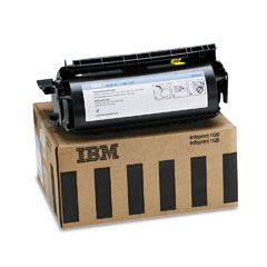 Infoprint Solutions Company 28P2493 28P2493 Toner, 7500 Page-Yield, Black