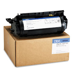 Infoprint Solutions Company 28P2494 28P2494 High-Yield Toner, 20000 Page-Yield, Black