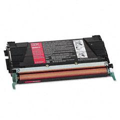 Infoprint Solutions Company 39V0312 39V0312 Toner, 5000 Page-Yield, Magenta
