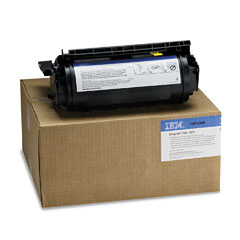 Infoprint Solutions Company 75P4305 75P4305 Extra High-Yield Toner, 32000 Page-Yield, Black