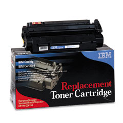 IBM 75P6473 75P6473 Compatible Remanufactured Toner, 2500 Page-Yield, Black
