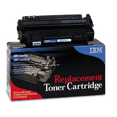 IBM 75P6474 75P6474 Compatible Remanufactured Toner, 4000 Page-Yield, Black