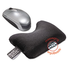 Imak - wrist cushion, black, sold as 1 ea