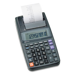 Innovera - 16010 one-color printing calculator, 12-digit lcd, black, sold as 1 ea