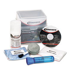 Innovera 52500 General Purpose Pc/Computer Cleaning Kit