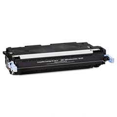 Innovera - 6470a compatible remanufactured toner, 6000 page-yield, black, sold as 1 ea