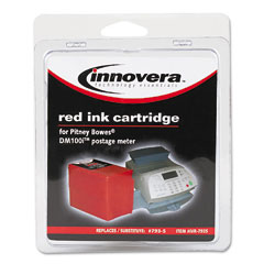 Innovera - 7935 compatible ink, 3000 page-yield, red, sold as 1 ea