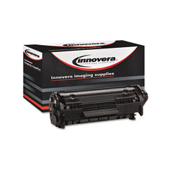 Innovera - 83012x compatible reman high-yield toner, 3,200 page yield, black, sold as 1 ea